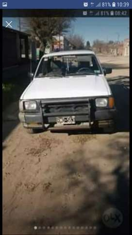 Vendo pick Up OJO!!! Motor sacado