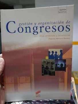 Libro Gestión y Organización de Congresos