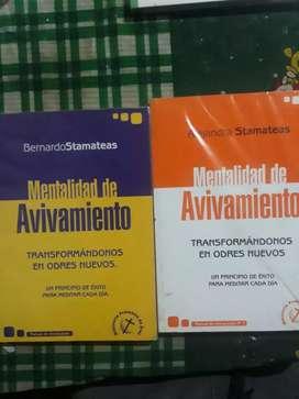 MENTALIDAD DE AVIMAMIENTO (nuevo)x2 c/u