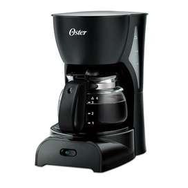Cafetera de 4 Tazas Oster BVSTDCDR5B– Negro Electrodomésticos Jared