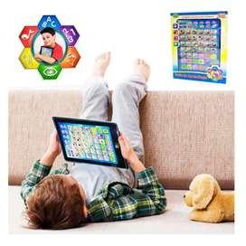 Tableta Tablet Didáctico Juegos Juguetes Infantil