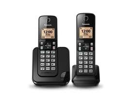 Teléfono Panasonic Inalámbrico Doble Kxtgc 352