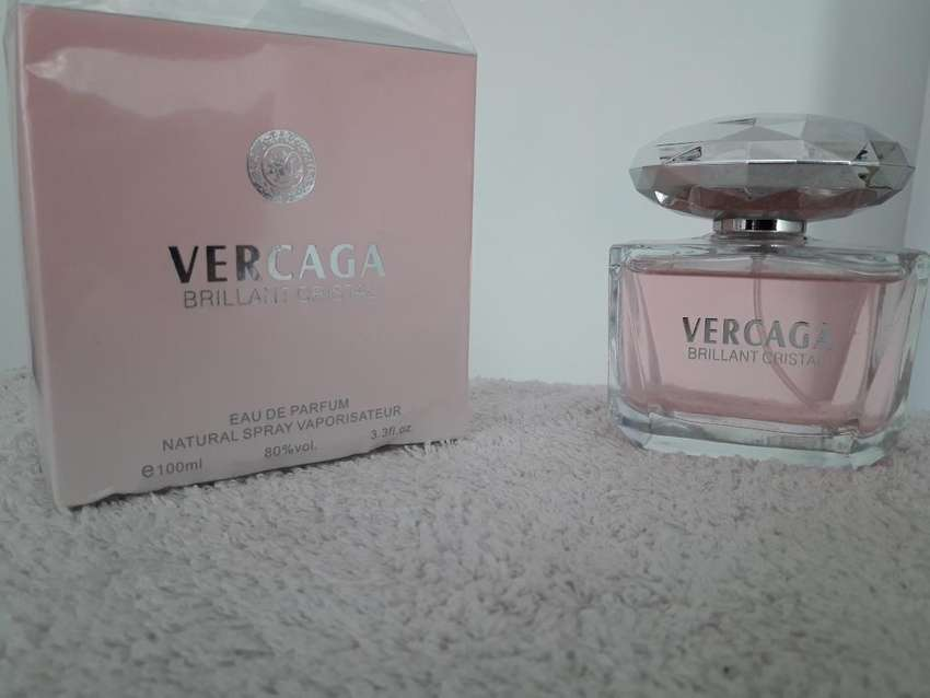 Perfume Versace Brillant Cristal Palermo 0