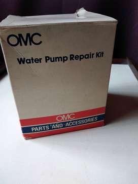 Kit reparación OMC bomba agua motor náutico