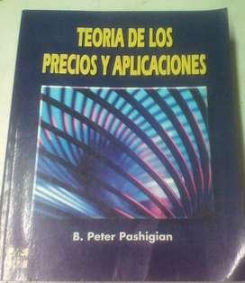 Teoría de los precios y aplicaciones - Pashigian - 1997