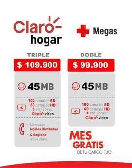 INTERNET HOGAR CLARO