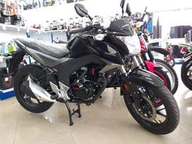 Moto honda 160cc 2019