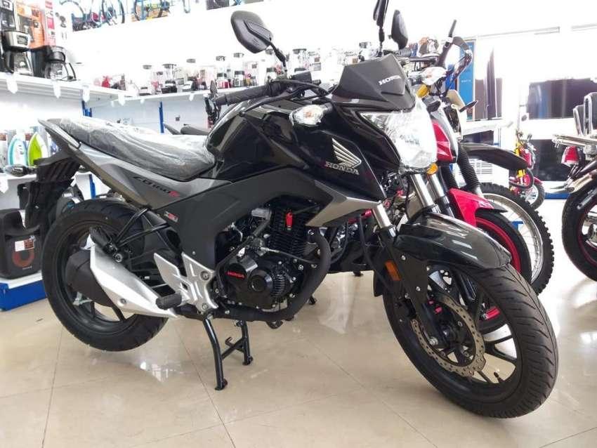 Moto honda 160cc 2019 0