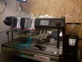 Vendo máquina cafetera