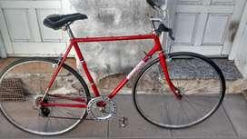 Bicicleta Semi-carrera LopezAlvarez r28