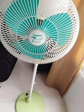 Un ventilador de segunda pero está como.nuevo
