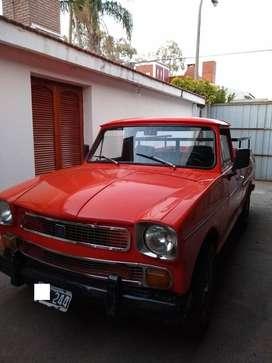 Rastrojero Diesel '78- Único - Impecable