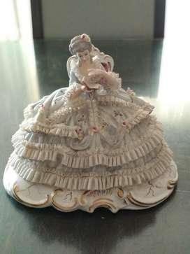 Muñeca Porcelana Meibo's (japón)