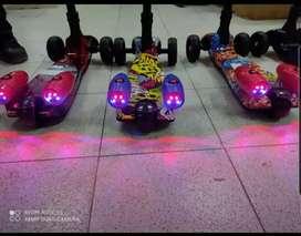 #patineta de #humo #bluetooth #original #scooter