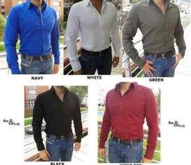 Camisas de Hombre! T. S
