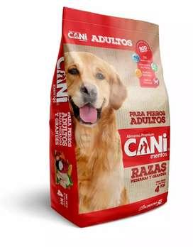 Cani Adulto Raza Mediana Grande $63