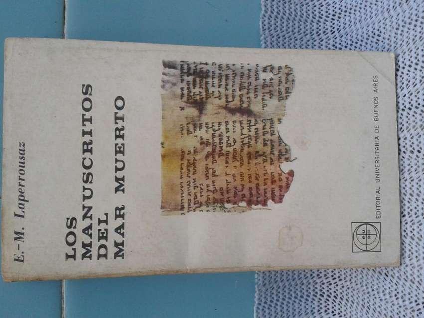 libro los manuscritos del mar muerto de e.m. laperrousaz 0