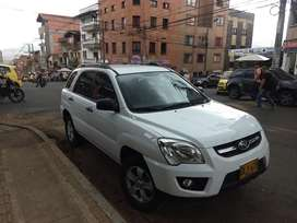 Kia New Sportage 2012 Mt Refull Hermosa