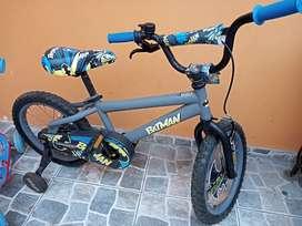 Bicicleta y scooter