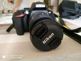 Camara Nikon D3500