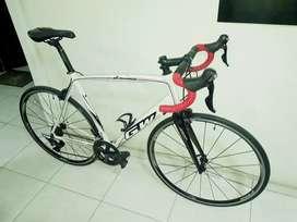 Bicicleta de ruta XL Shimano 105