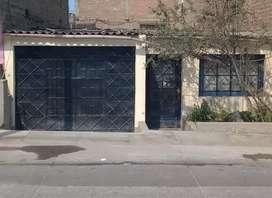 Venta de Casa como Terreno en Avenida Comercial Villa el Salvador