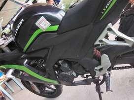 vendo moto loncin 250