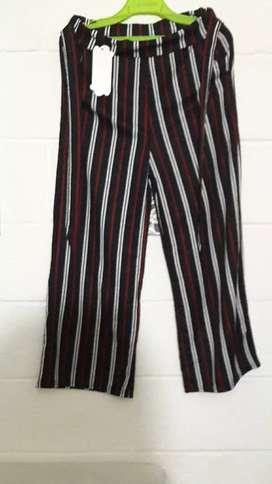 Se venden pantalones rayas