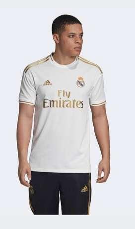 Camiseta Real Madrid Original 2020 Adidas