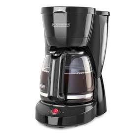 Cafetera Black Decker 12 Tazas Cm0941b