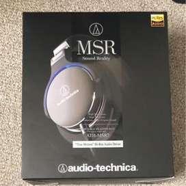 Audifonos Audio Technica Ath-msr7 (Negro)