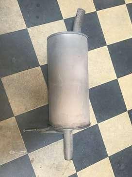 caño escape original renault duster 2012 1,6 nafta
