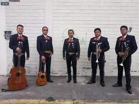Cumpleaños con mariachis en el valle de los chillos sangolqui