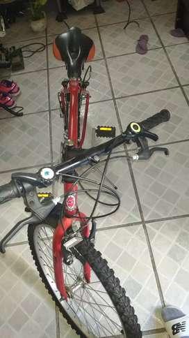 Bicicleta KELINBIKE rodado 24