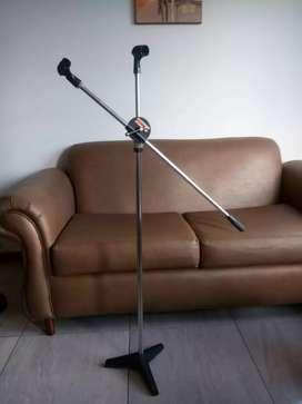 Vendo base microfono