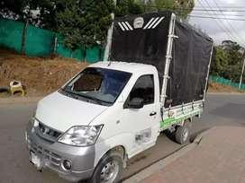 Vendo o permuto camioneta changhe 2015