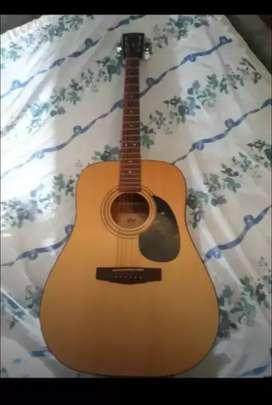Vendo Guitarra electroacustica totalmente nueva marca Cort.