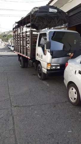 Viajes acarreos transporte de animales mercancía