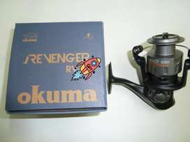 Reel Okuma revenger rv30