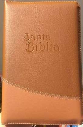 Biblia letra grande diseños para dama y para caballero