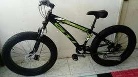 Bicicleta Nueva Montañera Thor Aro 26