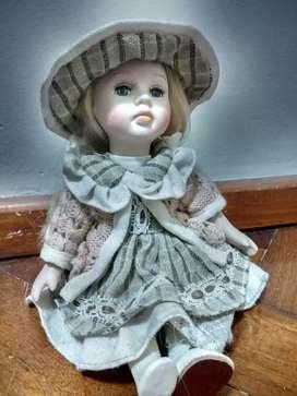 Muñeca adorno