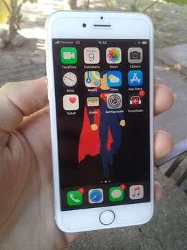 Vendo iPhone 6s 16 gb Impecable Libre En Caja