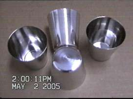 Crisoles y Elementos para uso de laboratorio