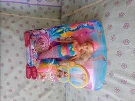Barbie Sirena Original Dreamtopia nueva
