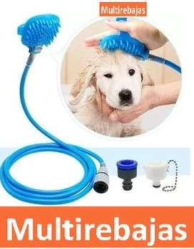 Manguera Para Baño De Mascotas Con Soporte De Mano
