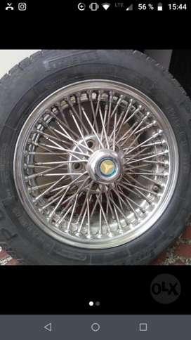 Llantas pirelli 20660 R15