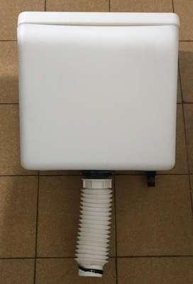 Mochila para Baño De PVC Nueva