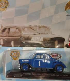 Ford coupe 1958 TC 1:43