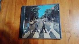 THE BEATLES ABBEY ROAD CD LIQUIDO!!!